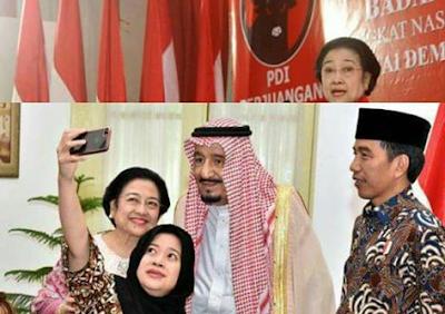 Megawati: Kalau Islam, jangan jadi Arab