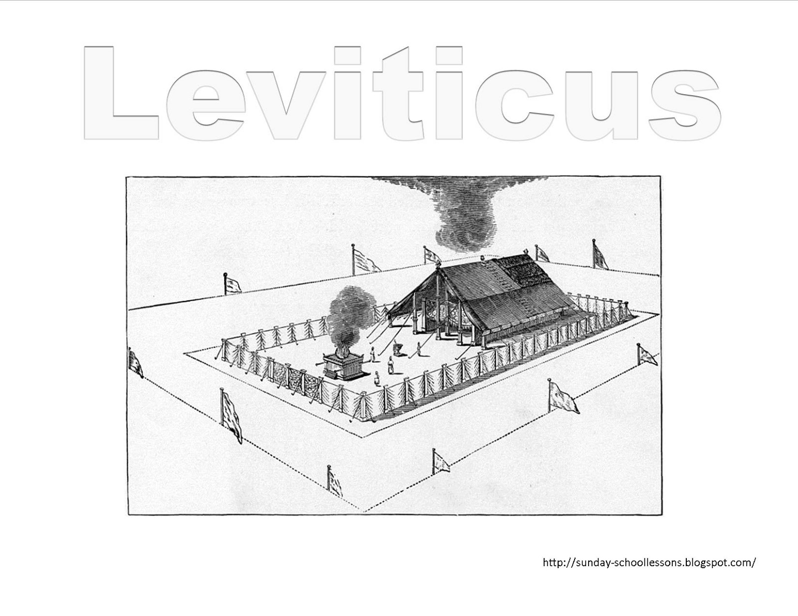 Leviticus Coloring Page - Sunday School Coloring Pages ...