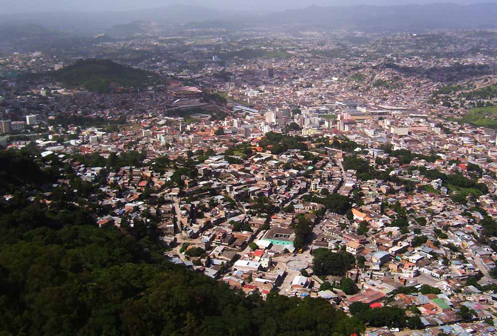 Tegucigalpa | Capital de Honduras