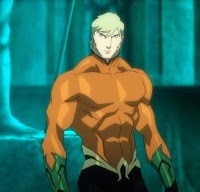 Justice League Throne of Atlantis 映画