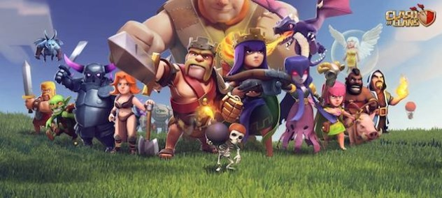 [EXCLUSIVE] Clash of Clans 8.709.27 Unlimited Mod/Hack apk