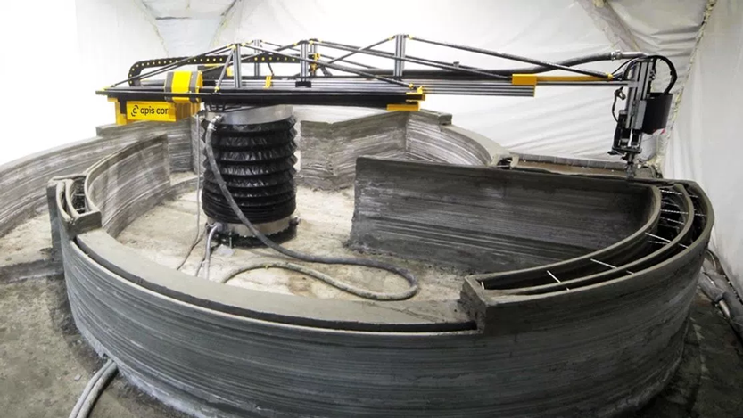 3d printing for construction