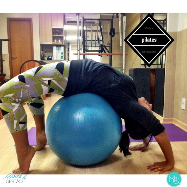 Pilates com Acessórios - uma realidade contemporânea