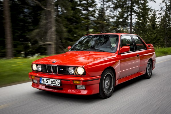 Motoring-Malaysia: The BMW M3 is 30 years old! - I ...