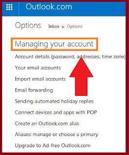 Hotmail eamil support