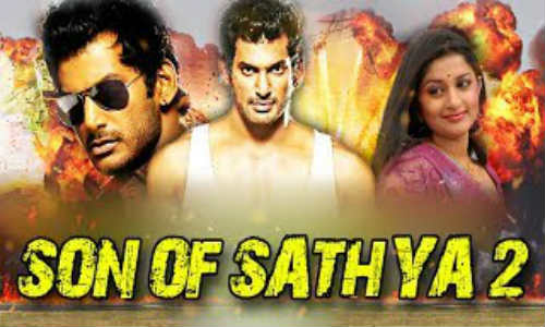 Son Of Sathya 2 2018 HDRip 850MB Hindi Dubbed 720p Watch Online Full Movie Download bolly4u