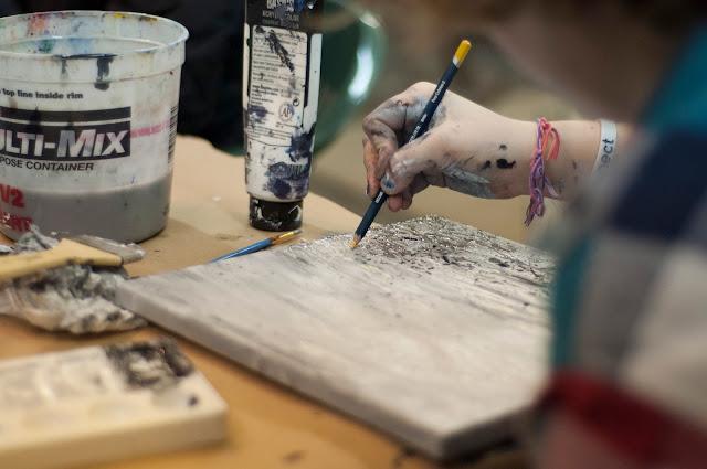 terapie prin arta desenele copiilor