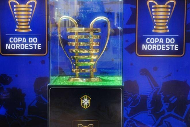 CBF define tabela básica da Copa do Nordeste; confira os jogos dos times baianos