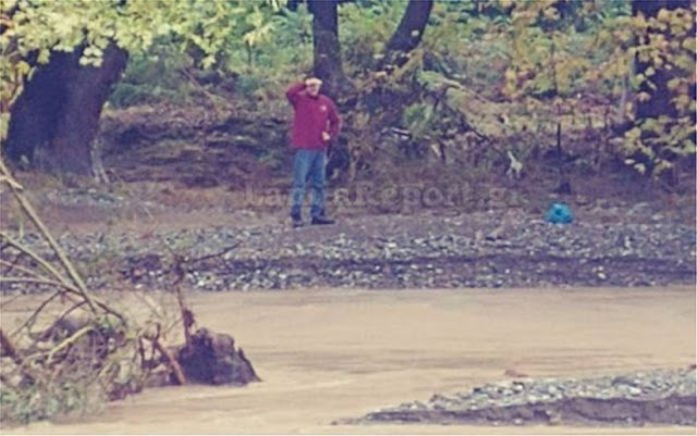 Εντοπίστηκε ζωντανός ο 27χρονος που αγνοούνταν στην Εύβοια
