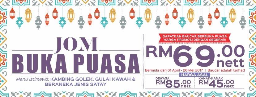 buffet ramadhan cinta sayang resort