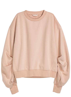 sweat rose H&M