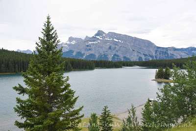 Two Jack Lake, Banff, 班芙