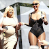 Blac Chyna lends support to her BFF Amber Rose, at her 2016 Slut Walk