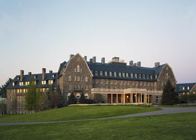 Skytop Lodge Hotel Canadensis