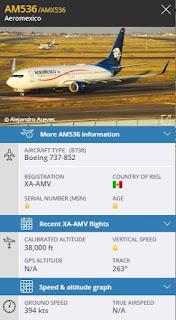 app para rastrear vuelo en tiempo real
