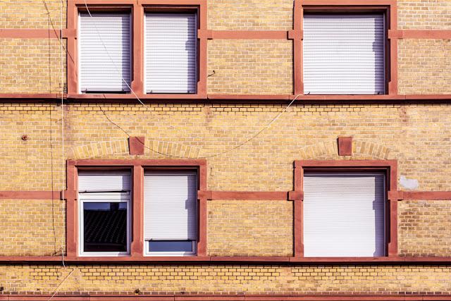 window roller shutters