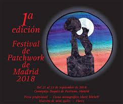 festival internacional de patchwork en madrid 2018