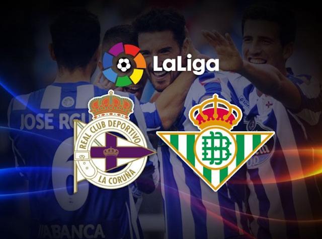 Deportivo La Coruna vs Real Betis Full Match & Highlights 12 February 2018