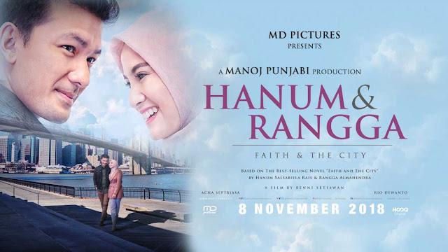 Film Hanum dan Rangga