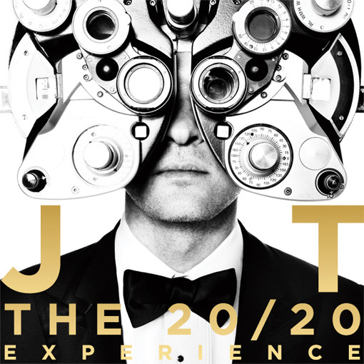 Album art + tracklisting: Justin Timberlake - The 20 / 20 experience | randomjpop.blogspot.co.uk