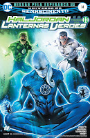 DC Renascimento: Hal Jordan e a Tropa dos Lanternas Verdes #14