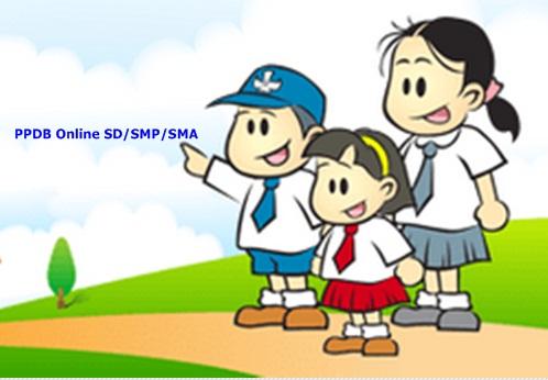 Info PPDB Online-Offline TK/RA/BA/SD/MI/SMP/MTs/SMA/MA/SMK Negeri-Swasta Tahun Pelajaran 2016/2017