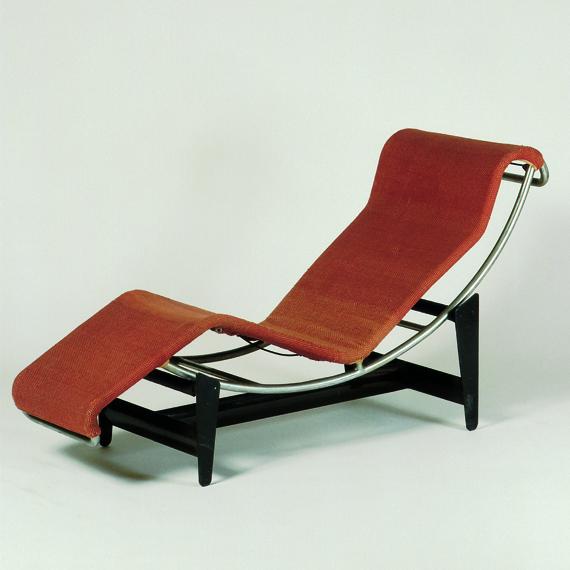 decir silencioso chaise longue le corbusier pierre. Black Bedroom Furniture Sets. Home Design Ideas