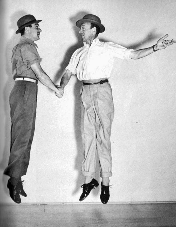 A Vintage Nerd, Vintage Blog, Classic Film Blog, Old Hollywood Blog, Gene Kelly Documentary