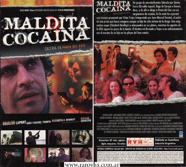 maldita cocaina 2001