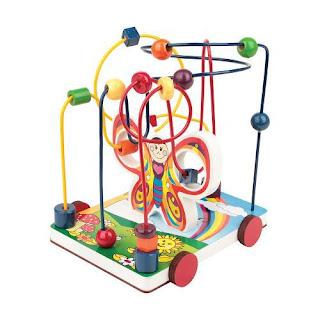 Brinquedos Educativos de Madeira