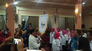 Hj Wati Ketua GPAN  Wilayah Cirebon Per 2019 - 2022