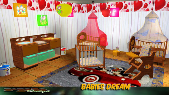 Totally Kids Totally Bedrooms: Totally Sims 3 Updates: Kids Bedroom Babiesdream