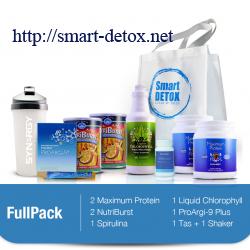 Smart Detox Diet Sehat Alami