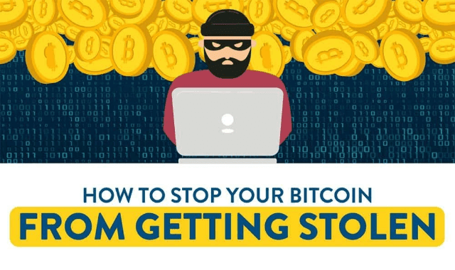 How To Stop Your Bitcoin From Getting Stolen