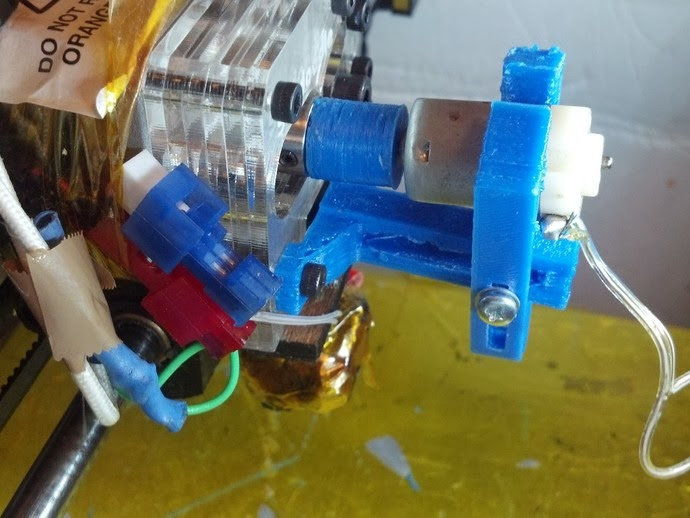 DIY 3D Printing: How to upgrade your 3d printer into laser