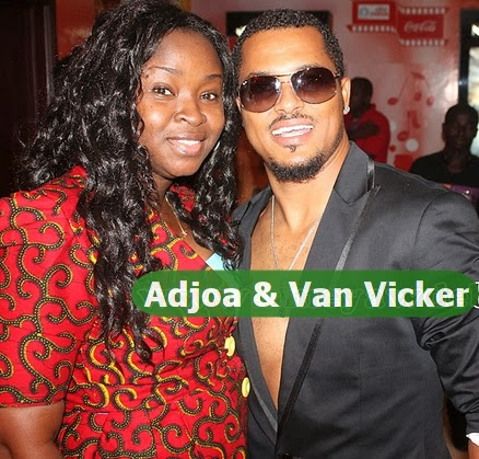Van Vicker Amp Wife Celebrate 10th Wedding
