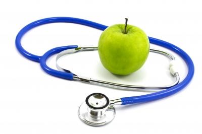 Pomme bien pour le coeur