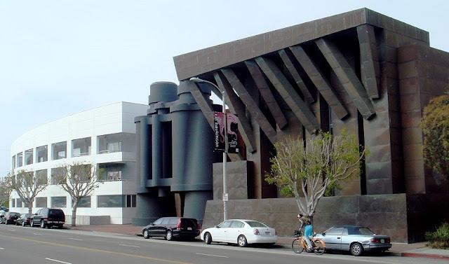 Binocular Biulding em Los Angeles