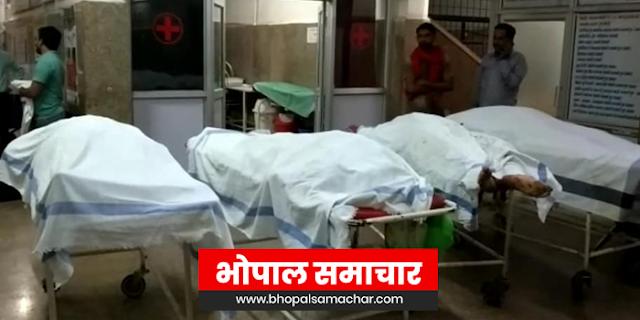 PANNA एक्सीडेंट: गुप्ता परिवार की 5 महिलाओं की मौत | MP NEWS