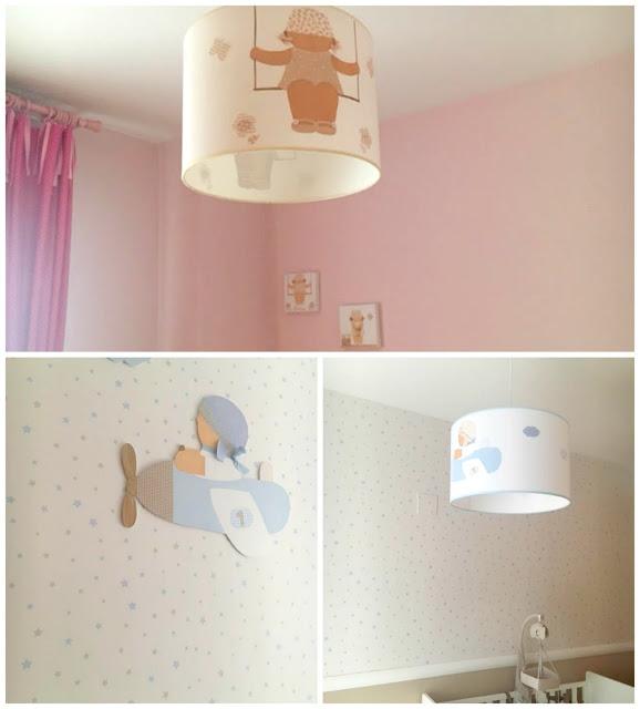 decoración infantil personalizada