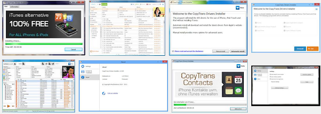Copytrans Drivers Installer, 2.028, v11.1 v1.029, v1.027, v1.024, v1.018, Free, Download, Portable