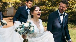 Νίκησαν μαζί τον καρκίνο όταν ήταν παιδιά και πριν λίγες ημέρες παντρεύτηκαν