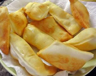 Easy Fried Dough (Kolay Hamur Kizartmasi)