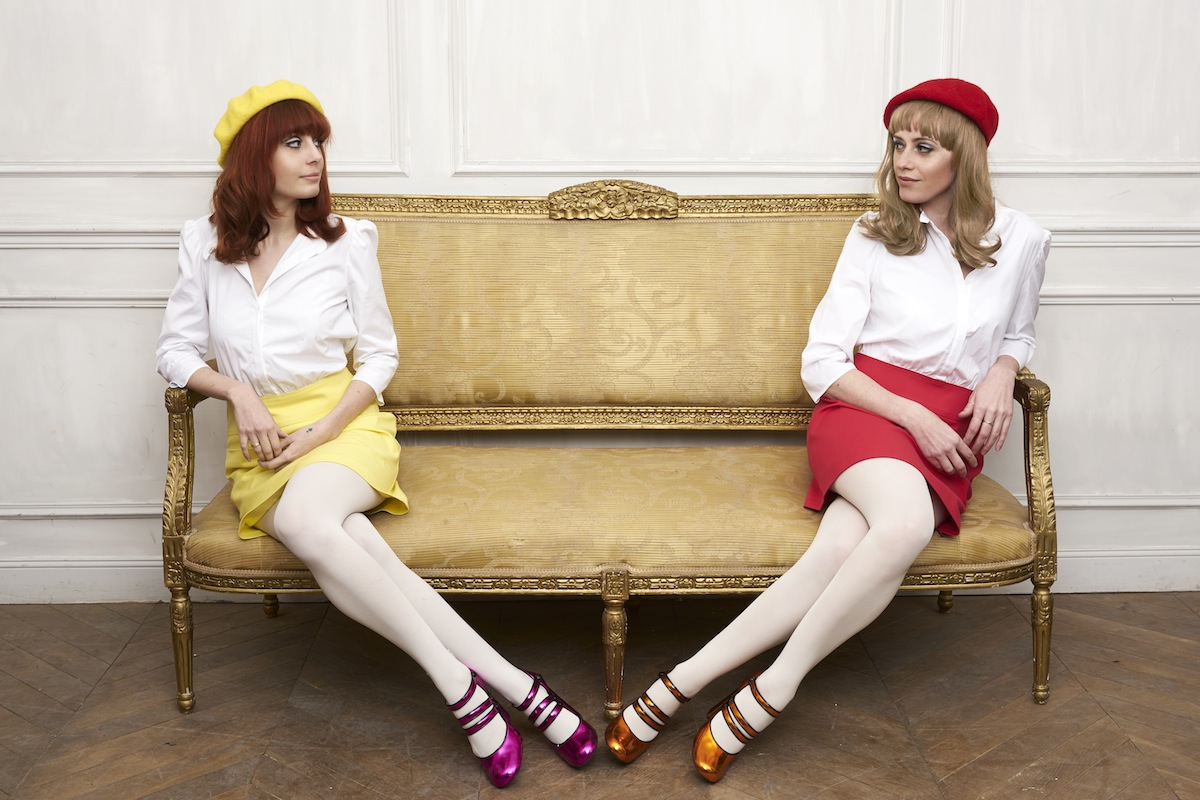 the beret project les demoiselles de rochefort. Black Bedroom Furniture Sets. Home Design Ideas
