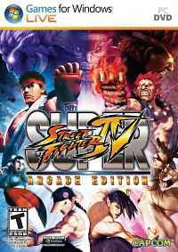 Download Super Street Fighter IV Arcade Edition Full Version – PROPHET