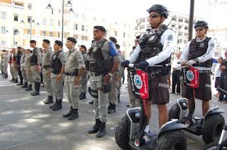 Policiamento reforçado em todo o Estado da PB no Carnaval