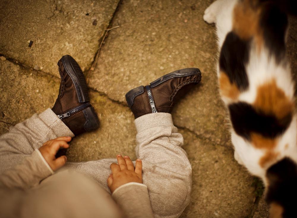 jakie buty do nauki chodzenia wybrać