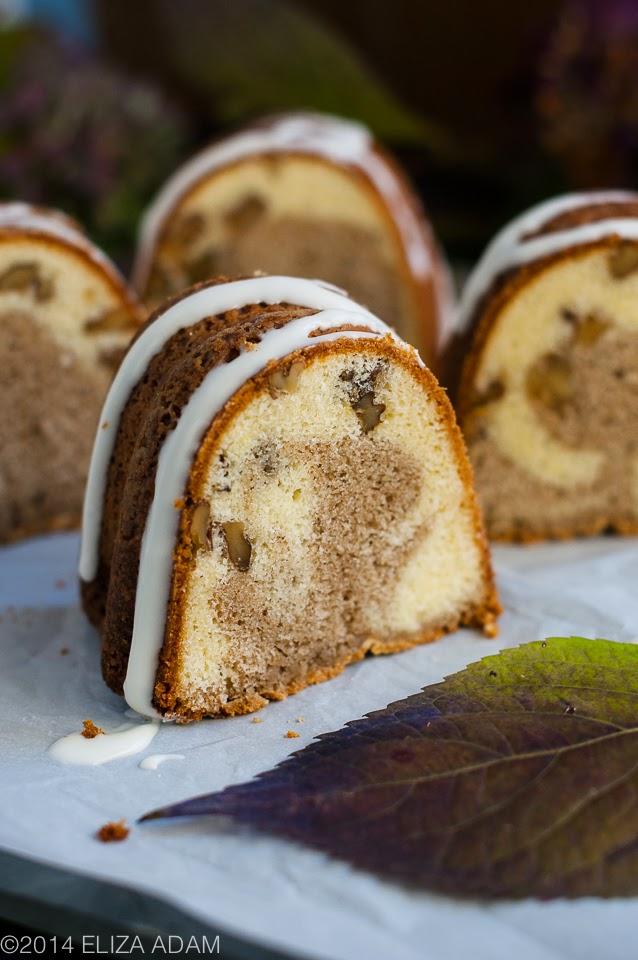 Spiced Pound Cake Recipe