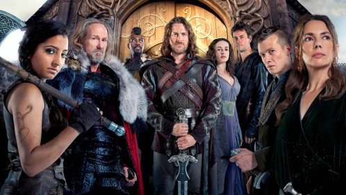 Beowulf: Return to the Shieldlands 1° Temporada – Torrent (2015) HDTV | 720p Legendado Download