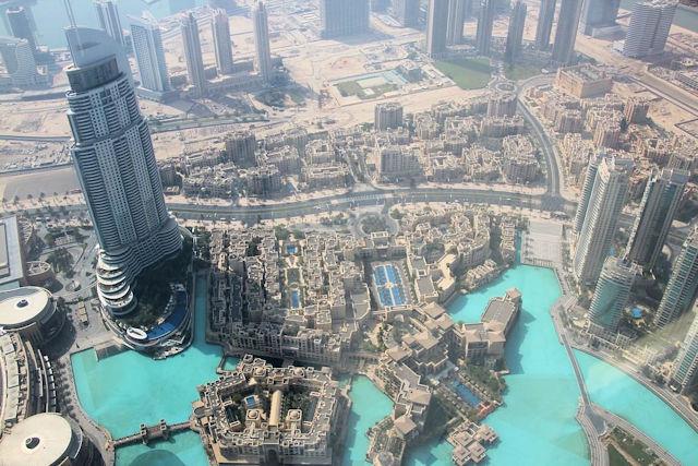 Burj Khalifa, At The Top (C) JUREBU
